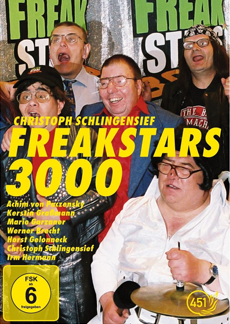 Freakstars 3000 - Documentary / Comedy