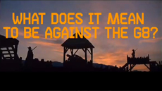 What does it mean to be against G8? - Social Spot
